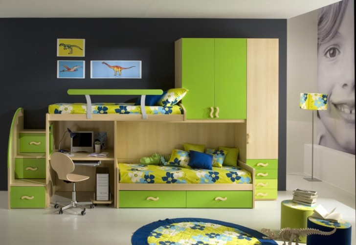 Bedroom , 5 Amazing Boys bedroom ideas for small rooms : Bedroom Giessegi Girl Rooms