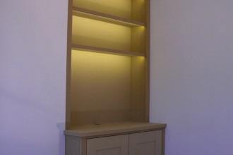 768x1024px 10 Stunning Lighting For Bookshelves Picture in Lightning