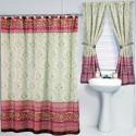 curtain ideas Bathroom Shower , 7 Unique Curtain Ideas For Bathroom In Bathroom Category