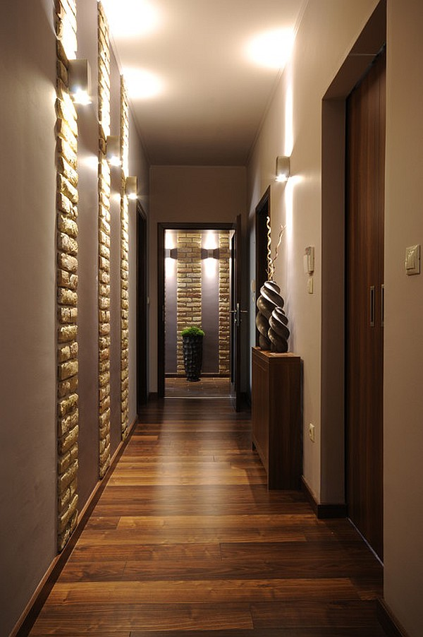 Lightning , 10 Beautiful Hallway Lighting Ideas :  Decorating Ideas Hallways