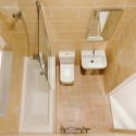 design ideas for small bathrooms , 12 Good Bathrooms For Small Spaces In Bathroom Category
