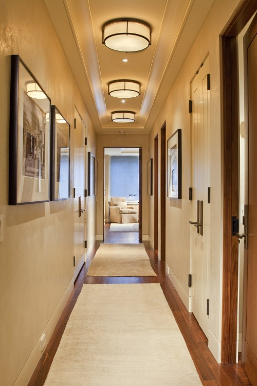 Apartment , 10 Awesome Lights For Hallways : dimmer lighting