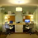 double desk office slash , 8 Good Double Desks For Home Office In Office Category
