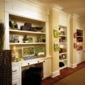 hallway bookcases , 10 Stunning Lighting For Bookshelves In Lightning Category