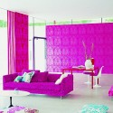 hot pink baby , 8 Cool Hot Pink Interior Paint In Interior Design Category