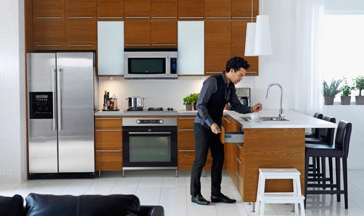 Kitchen , 9 Superb Ikea Small Kitchen Design Ideas : ikea kitchens designs