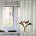 interior design ideas , 10 Superb Sheer Window Treatment Ideas In Interior Design Category