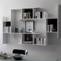 Furniture , 7 Hottest Small bookcases for small spaces : modular bookcase for small space