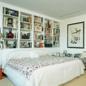 shelving feature wall , 10 Good Bedroom Wall Shelving Ideas In Bedroom Category