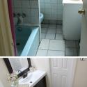 small bathroom remodeling ideas , 10 Amazing Bathroom Makeovers For Small Bathrooms In Bathroom Category