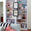 unique bookshelves , 8 Charming Stylish Bookshelves In Furniture Category