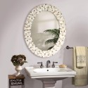 vanity mirror , 8 Charming Ornate Bathroom Mirrors In Bathroom Category