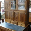 vintage kitchen hoosiers , 9 Fabulous Vintage Style Kitchen Cabinets In Kitchen Category
