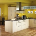 yellow wall painting ideas , 11 Lovely Idea For Painting Walls In Interior Design Category