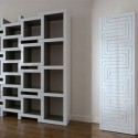 Furniture , 10 Best Unusual bookcases : 12 Playful and Unusual Bookcases