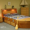 All Wood Boat Bed , 10 Ultimate Boat Beds For Boys In Bedroom Category