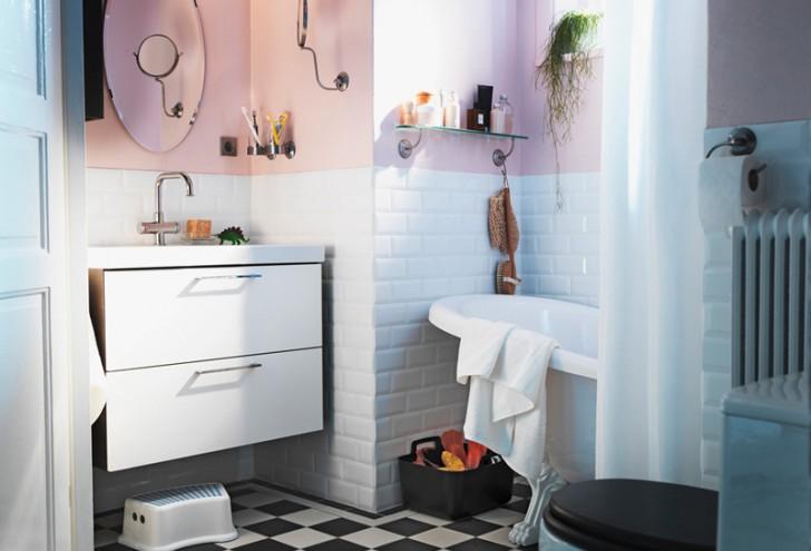 Bathroom , 9 Superb Bathroom Ideas Ikea :  Bathroom Appliances