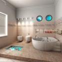 Bathroom Wall Decorations Ideas , 7 Unique Bathroom Walls Decorating Ideas In Bathroom Category