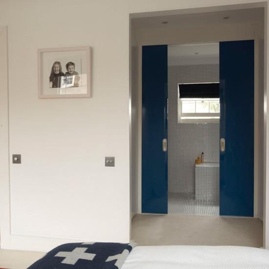 Furniture , 9 Good Sliding Door Ideas : Bathroom sliding doors