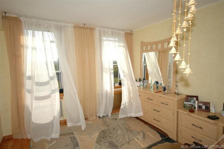 Bedroom , 8 Unique Bedroom Curtain Ideas : Bedroom Curtain Ideas