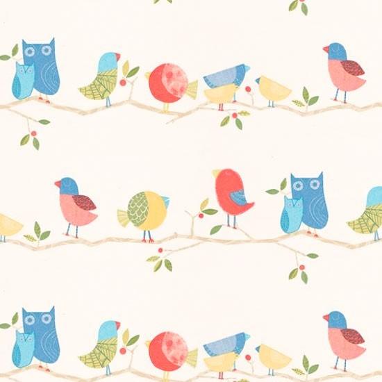 Interior Design 10 Top Childrens Wallpaper Designs Bird Wallpapers