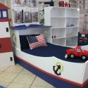 Boat Bed for Boy , 10 Ultimate Boat Beds For Boys In Bedroom Category