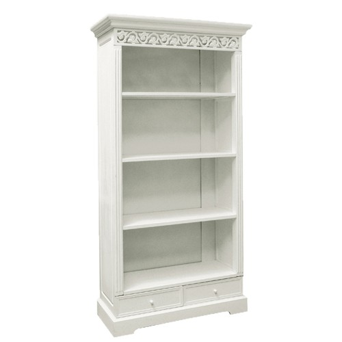 500x500px 10 Wonderful Shabby Chic Bookcases Picture in Furniture