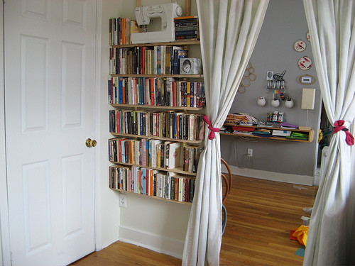 Marvelous Bookshelf Ideas For Small Spaces