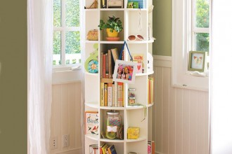 710x710px 9 Amazing Bookshelves For Small Spaces Picture in Furniture