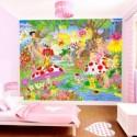 Children s bedroom wallpaper , 10 Top Childrens Wallpaper Designs In Interior Design Category
