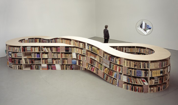 Furniture , 9 Cool Bookshelf : Cool Bookshelves