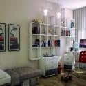 Coolest Bedroom Bookshelves , 8 Hottest Bedroom Bookshelves In Furniture Category