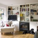 County living room storage , 10 Awesome Shelving Ideas For Living Room In Living Room Category