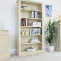 Cream Painted Cadence Mahogany , 8 Ultimate Cream Bookshelves In Furniture Category