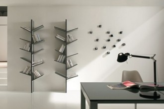 520x389px 11 Unique Bookshelves Picture in Furniture
