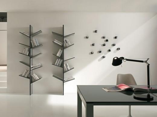 Furniture , 11 Unique Bookshelves : Creative and Unique Bookshelves Designs