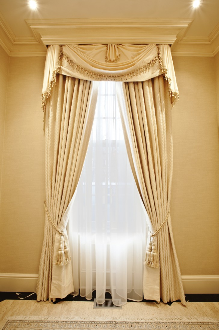 Apartment , 9 Stunning Curtain : Curtain Cleaning