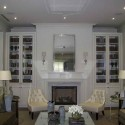 Custom Made Bookshelves With Wall Lights , 10 Fabulous Lights For Bookshelves In Furniture Category