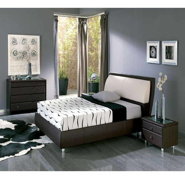 Dark masculine bedroom furniture 7 gorgeous masculine Decoracion de recamaras principales
