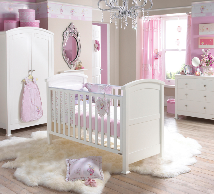 750x680px 7 Cool Baby Girls Bedroom Decorating Ideas Picture in Bedroom