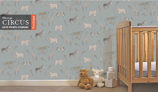 635x370px 10 Top Childrens Wallpaper Designs Picture in Interior Design