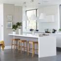 Designing a Modern , 10 Amazing Kitchen Breakfast Bar Designs In Kitchen Category