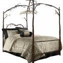 Enchanted Forest Canopy Bed Hand , 10 Popular Forest Canopy Bed In Bedroom Category
