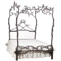 Enchanted Forest Queen Canopy Bed , 10 Popular Forest Canopy Bed In Bedroom Category