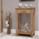 Eton solid oak hallway furniture small , 10 Charming Small Hallway Furniture In Furniture Category