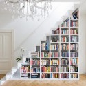 Fearless Fantasy Friday , 10 Best Staircase Bookshelves In Furniture Category