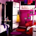 Feminim Creatif Bedroom Design , 9 Awesome Ikea Bedrooms For Kids In Bedroom Category