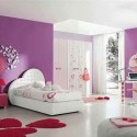 Girls Bedroom Furniture Ideas with love carpet , 12 Lovely Girls Bedroom Furniture Ideas In Bedroom Category