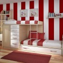Girls Red Bedroom , 5 Lovely Ikea Girls Bedroom Furniture In Bedroom Category