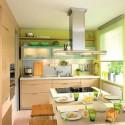 Kitchen , 6 Nice Kitchen accessory ideas : Green Paint and Kitchen Accessories